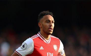 Арсенал ще поднови преговорите с Обамеянг още преди края на сезона