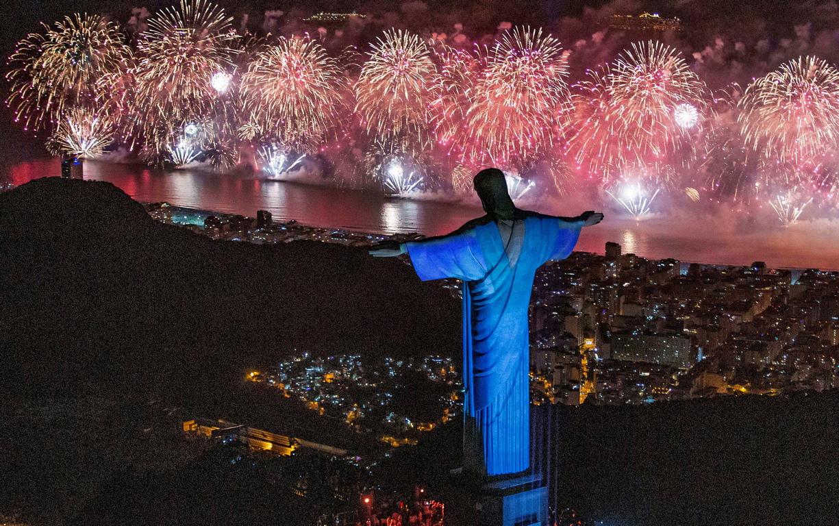 <p>Рио де Жанейро, Бразилия</p>