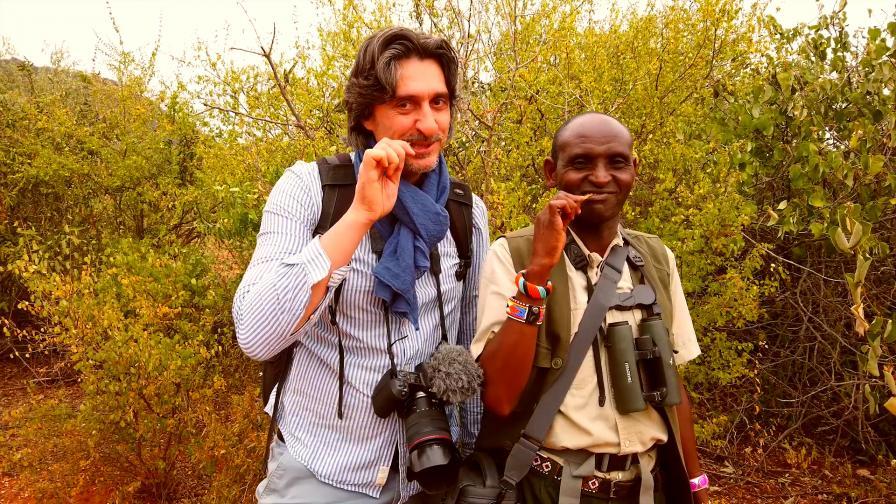 <p>Как лекуват масаите с растения</p>