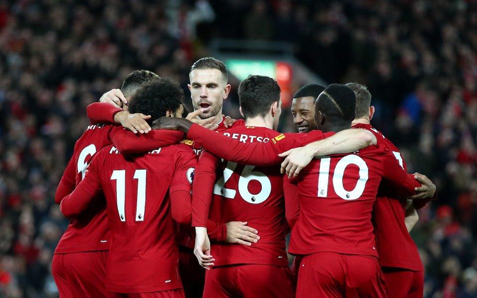 Отборът на Ливърпул победи Шефилд Юнайтед с 2:0 в последен