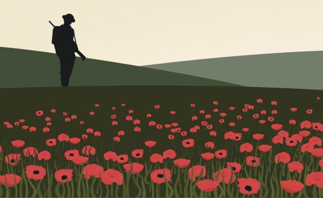 Как Първата световна война вдъхнови