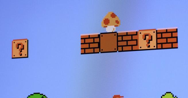 Вдъхновени истории Как Супер Марио получава името си Едно неочаквано