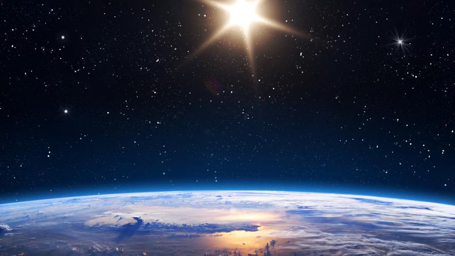 Феномен: Три слънца в небето над Китай