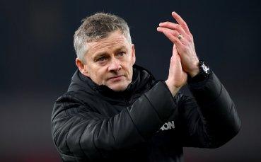 Солскяер: Юнайтед върви в правилната посока, ще търсим краткосрочни сделки