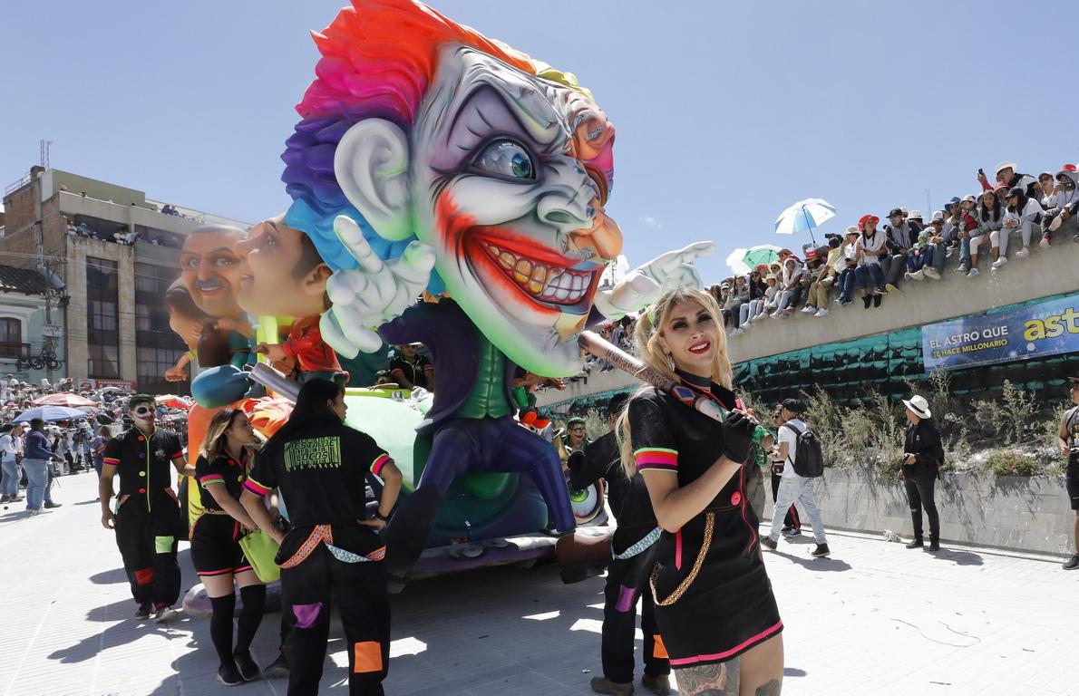 <p>Карнавалът, който е част от културно и нематериално наследство на човечеството на ЮНЕСКО, се провежда от 2 до 7 януари 2020 г.</p>
