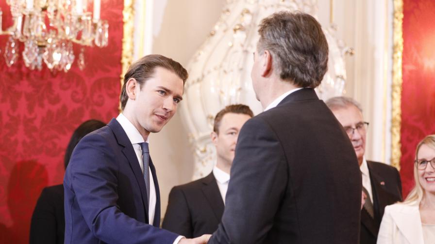 """Коалиционният договор между десни и Зелени в Австрия - """"най-доброто от два свята"""""""