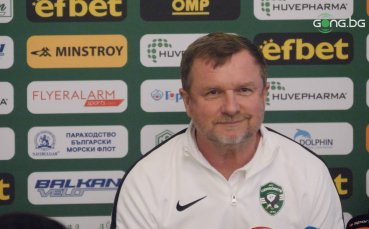 Върба: Лудогорец е отборът с най-големи амбиции в България