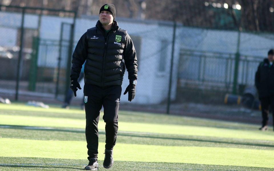 Букарев: Сгреших с директорския пост в Левски