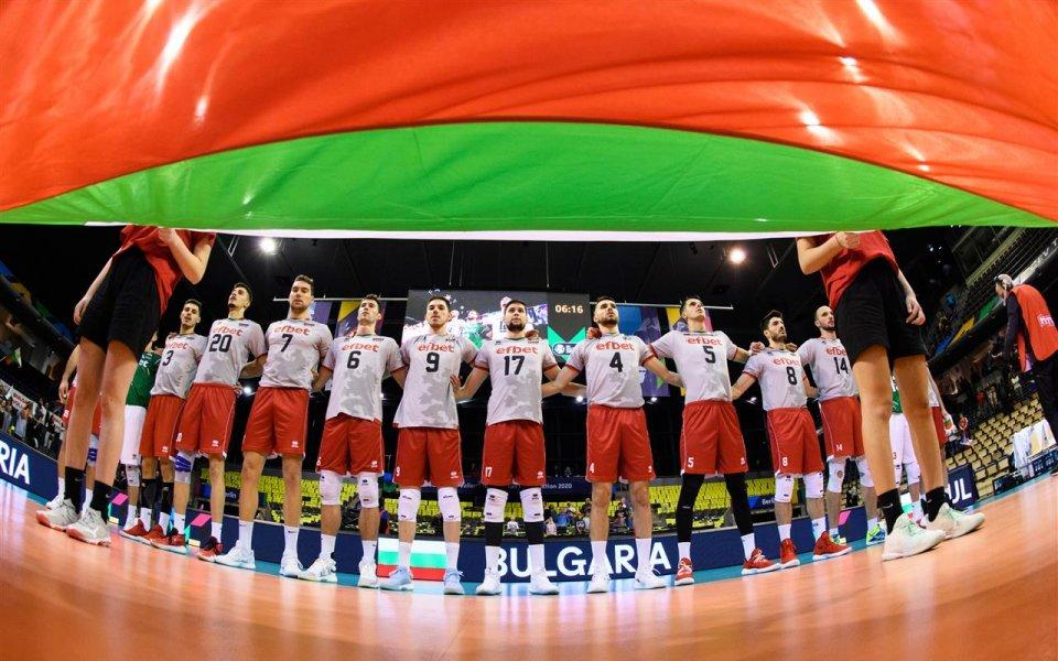 Тестват волейболните ни национали за COVID-19