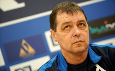 Хубчев: Бяхме уморени, не се притеснявам, че нямаме победа