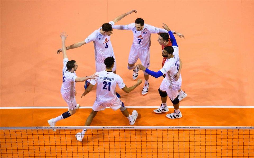 Франция се възроди и очаква съперника си на финала