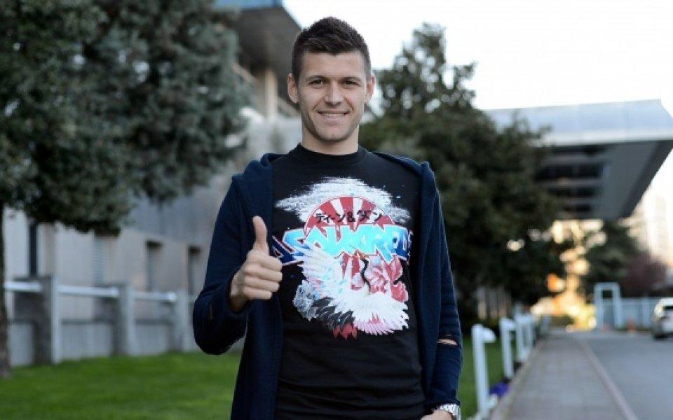 Страхил Попов вече има нов клуб