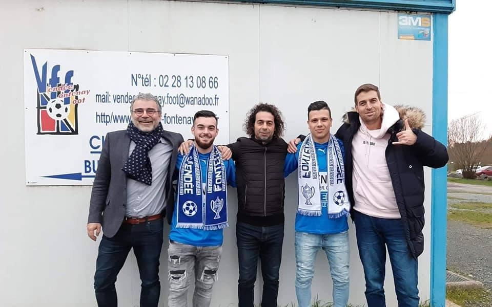 Млади български футболисти подписаха с френския Фонтене Фут, научи GONG.bg