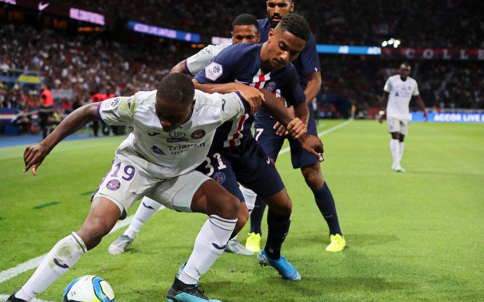 Брест закотви Тулуза на дъното в Лига 1