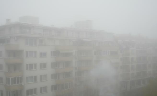 И днес опасно мръсен въздух в София