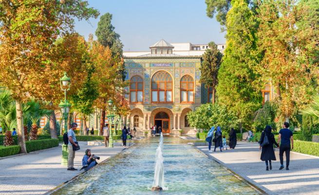 Вижте културното наследство на Иран, което Тръмп заплаши