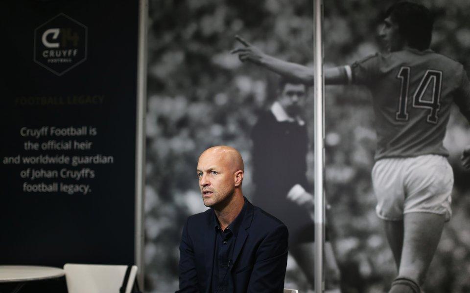 Жорди Кройф напусна поста селекционер на Еквадор без мач