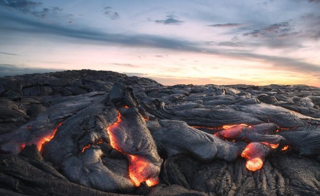 Килауеа - опасно, но впечатляващо място (ВИДЕО)