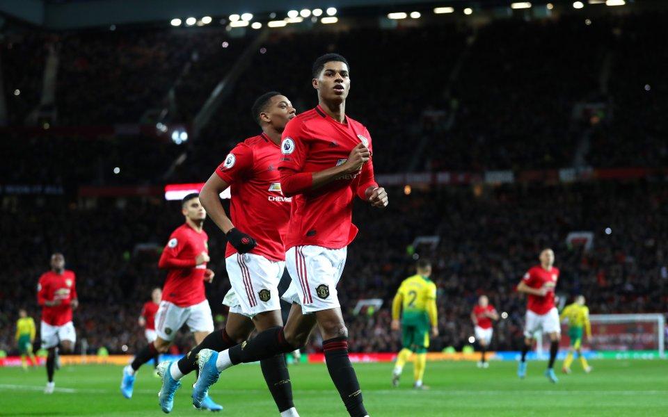 Най-добрият футболист на Манчестър Юнайтед през този сезон – Маркъс