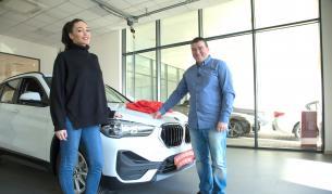Александър Валентинов от София спечели BMW Х1 от 7777.bg