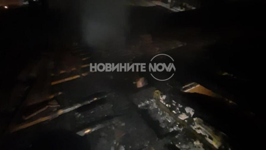 Подпалиха къщата на адвокат в Ихтиман