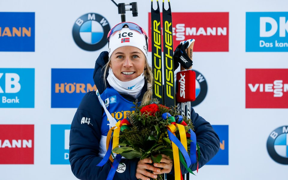 Норвежка спечели спринта в Руполдинг