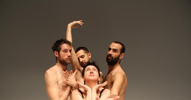 Любопитно Звездата на италианската танцова сцена Силвия Грибауди идва у