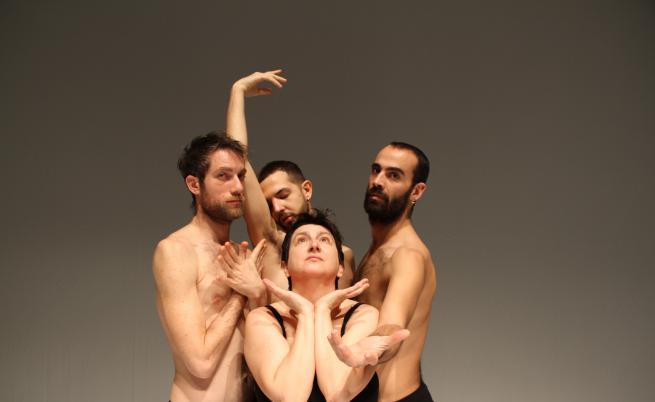 Звездата на италианската танцова сцена Силвия Грибауди идва у нас
