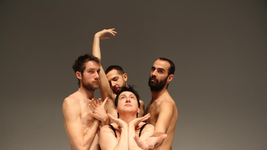 <p><strong>Звездата </strong>на италианската танцова сцена <strong>Силвия Грибауди</strong> идва у нас</p>