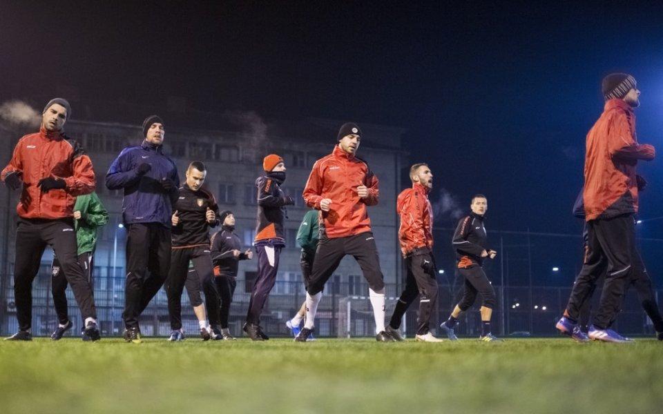 Бивш играч на Левски стартира с Янтра