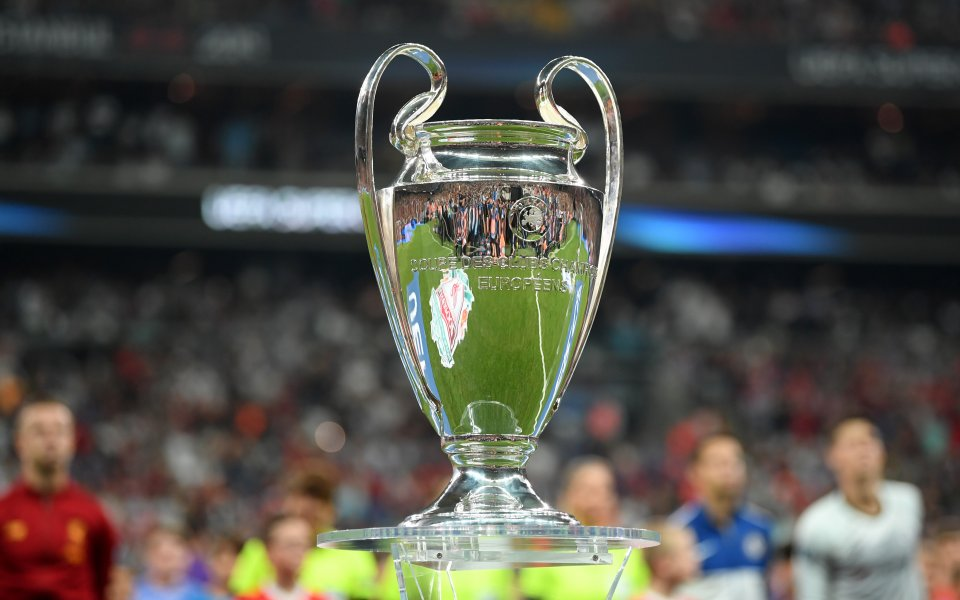 Отборите, състезаващи се в Шампионската лига, ще трябва да играят