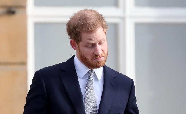 Решението на кралицата натъжи много принц Хари