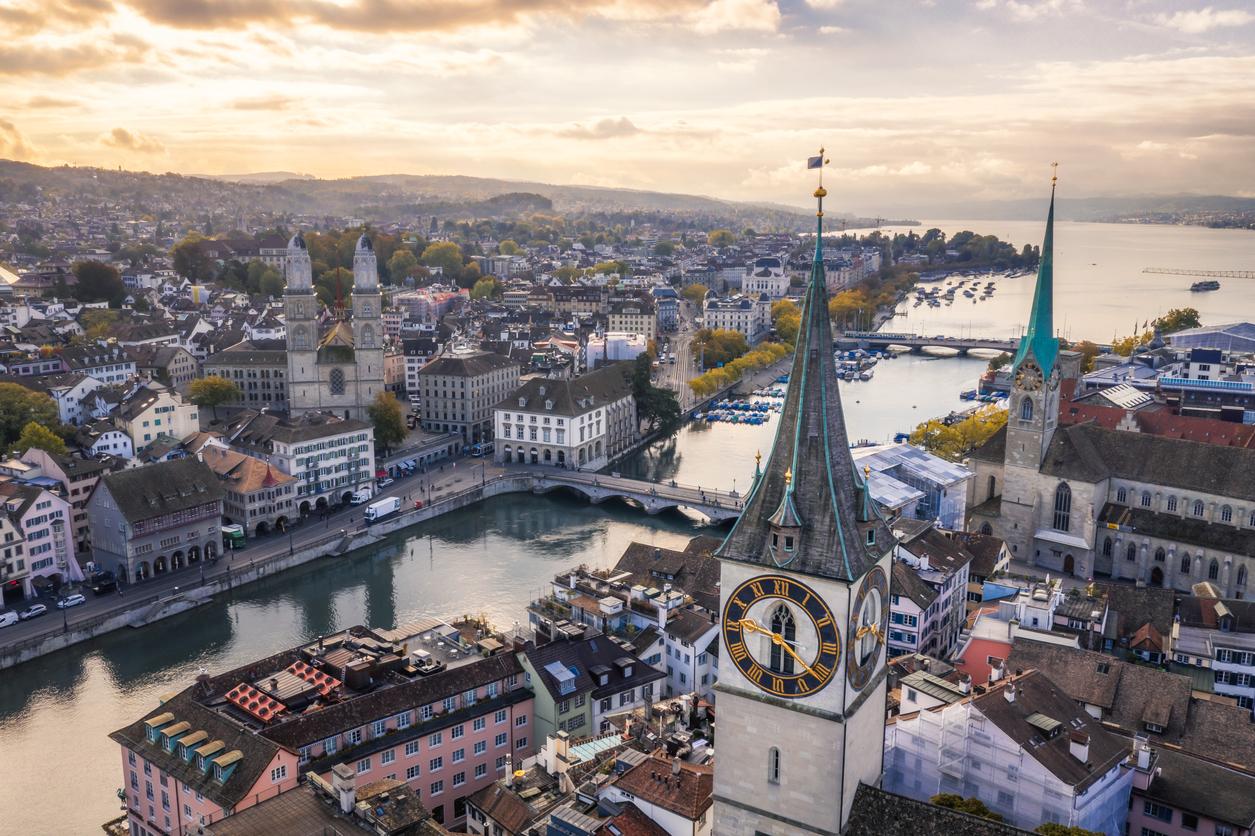 <p><strong>1. Цюрих, Швейцария</strong></p>
