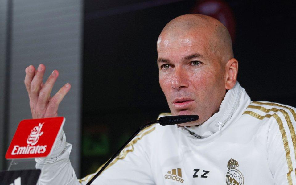 Реал Мадрид пък се завръща към мачовете в първенството след