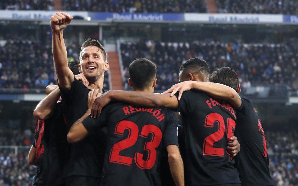 Отборът на Севиля се класира за 1/8-финала за Купата на