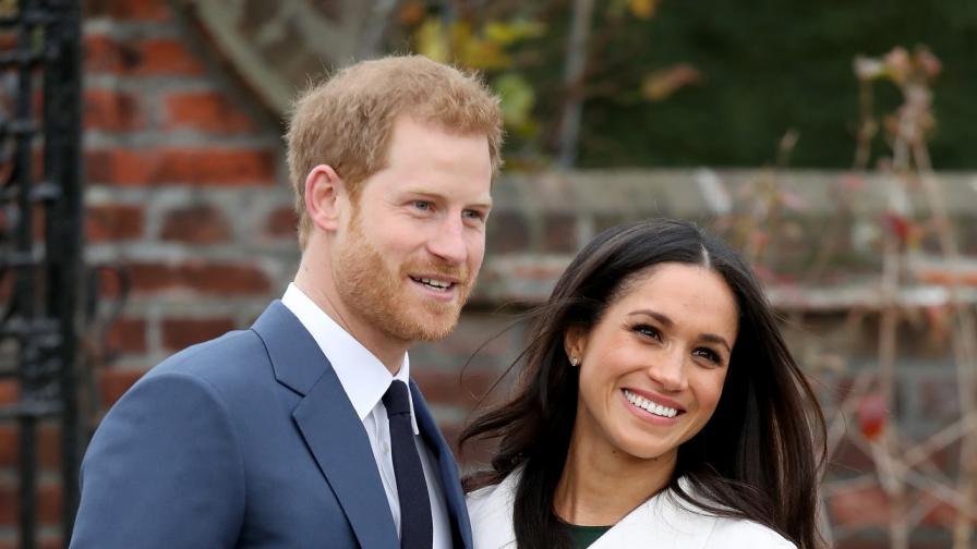 <p>Хари и Меган губят кралските си титли</p>