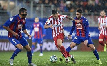 Баско изпепеляване за Чоло и Атлетико, Топ 4 е под въпрос