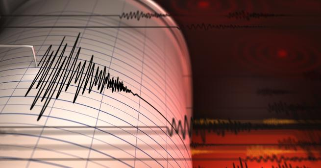 Свят 5 по Рихтер разтърси Гърция Земетресението е регистрирано край