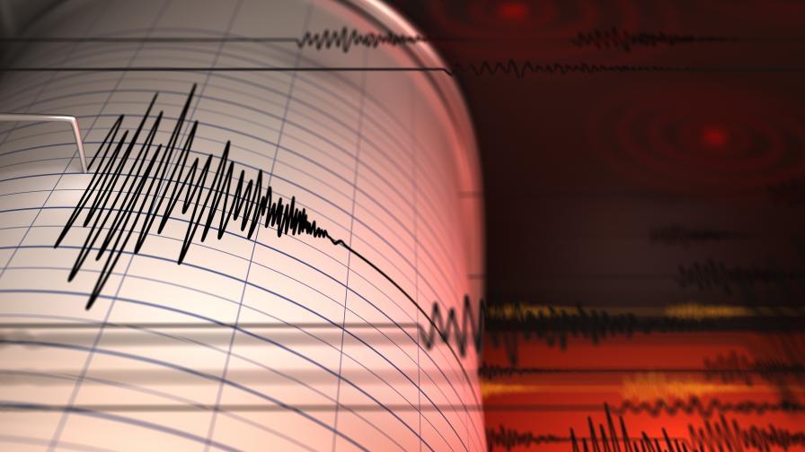 Две силни земетресения разтърсиха Гърция