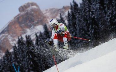 Алберт Попов е 18-и след първия манш в Швейцария