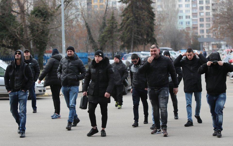 Васил Божков присъства на срещата с феновете на Левски на