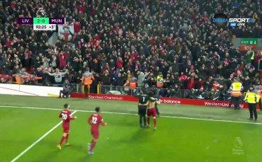 Салах довърши Юнайтед и подпечата победата на Ливърпул