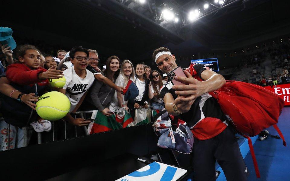 В спортната лига World Team Tennis, в която ще участва