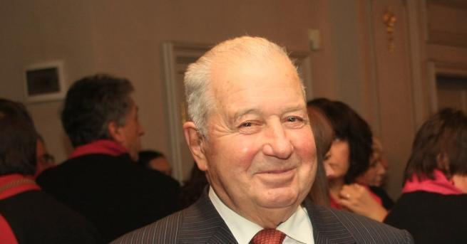 България Почина академик Благовест Сендов Световноизвестният български математик, изтъкнат държавник