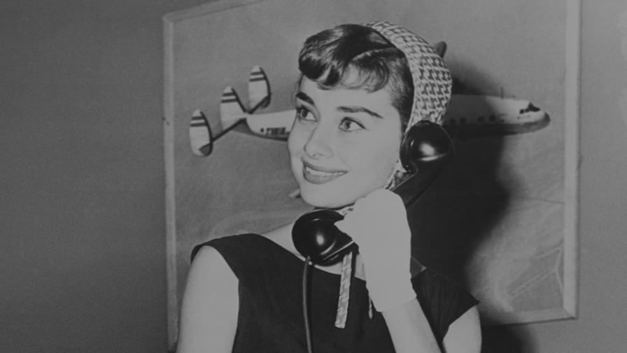 Одри Хепбърн - спомен за една легенда