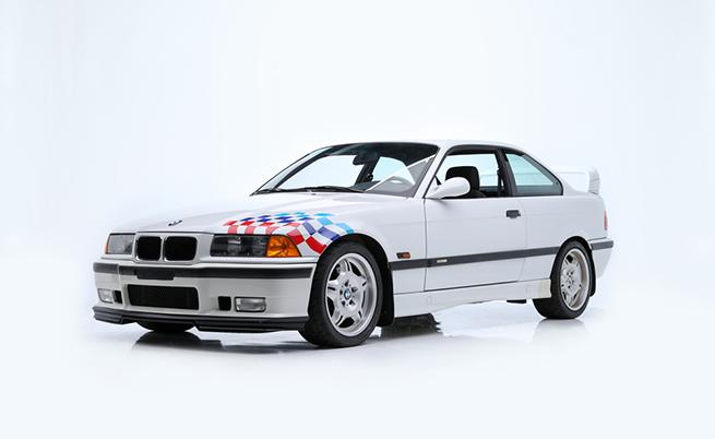 E36 BMW M3 Lightweight