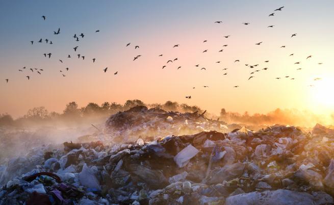 Кметът на Червен бряг: Боклукът е на труднодостъпно място