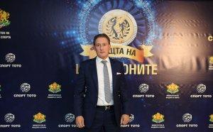 Домусчиев разкри защо Лудогорец е взел Върба и обяви целта за Интер