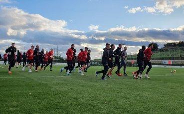 НА ЖИВО: Стартовият състав на ЦСКА срещу Нюрнберг