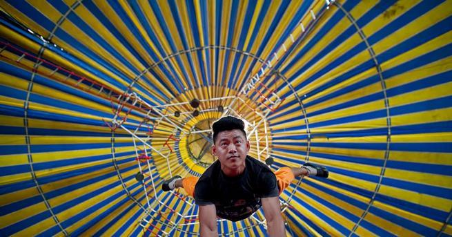 Вдъхновени истории Тези хора откриват спасение в цирка От жертви